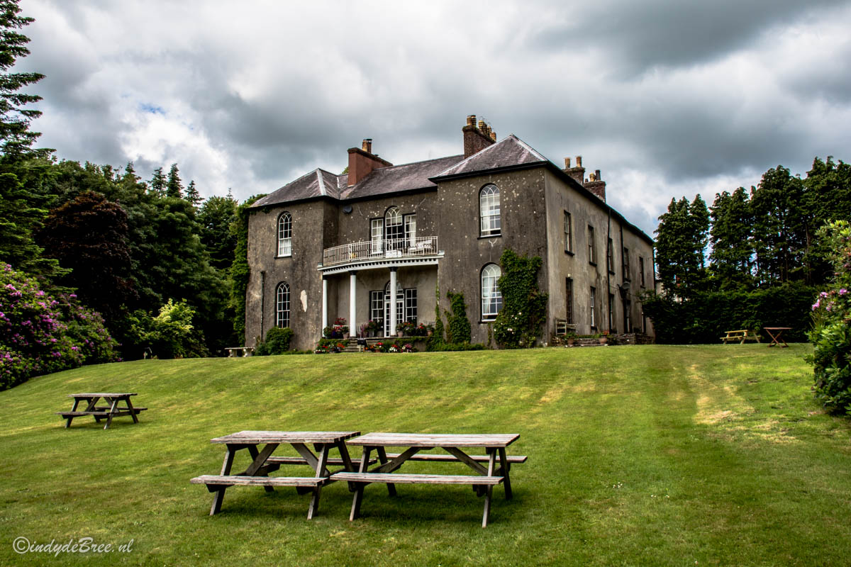 BB Boulston Manor Haverfordwest Pembrokeshire