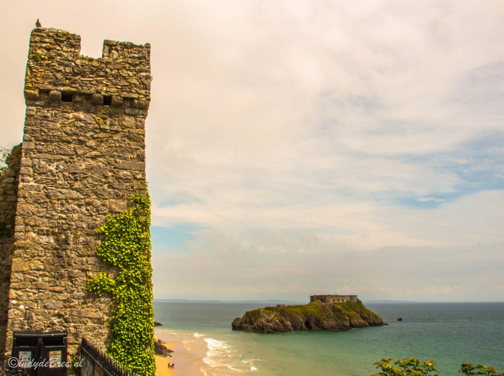 St Catherine's Island & Fort Tenby Wales